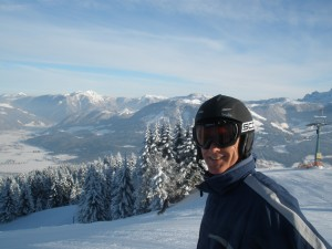 Great day in Kitzbuhel
