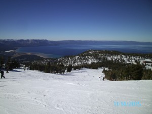 Stagecoach at Heavenly is quite a good run.