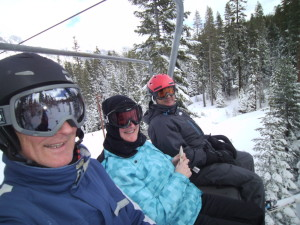 Family Ski week is always lots of fun.