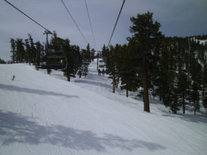 Good snow for Heavenly's last day.