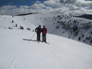 Vail is huge, but Arapahoe Basin has more Gnar.