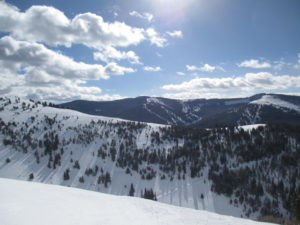 Vail is great but Arapahoe Basin is awesome.