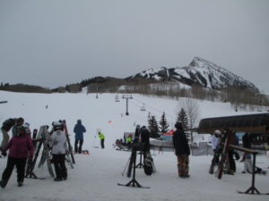 Crested Butte was a disappointing Colorado ski resort.